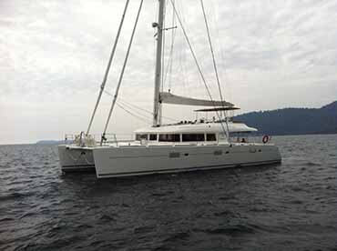 Magical Melaka - Private Luxury Yacht (Lagoon 620)